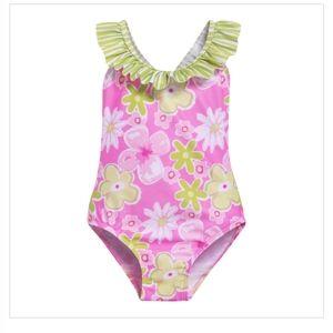 NEW Flap Happy UPF 50+ Mindy Cross-back Swimsuit